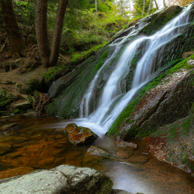 Helenčiny vodopády