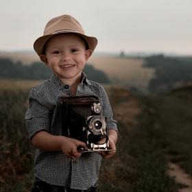 Malí fotograf