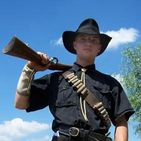 Tenkrát na Západě - William Cody junior