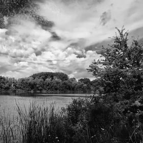 Turyňský rybník/ Záplavy