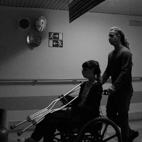Nemocniční přesuny