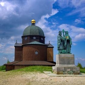 Kaple svatáho Cyrila a Metoděje
