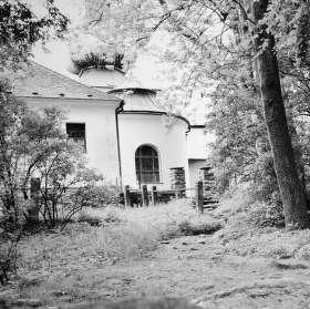 Poutní kostel Křemešník