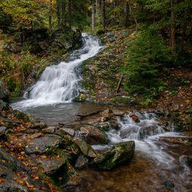 Vodopád Moravy