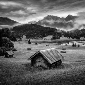 Alpské seníky