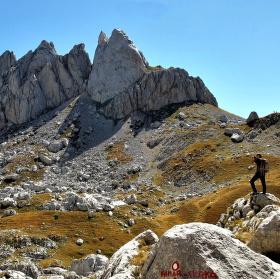 Trocha přírody z Černé Hory
