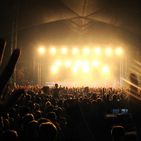 Festivalové nadšení