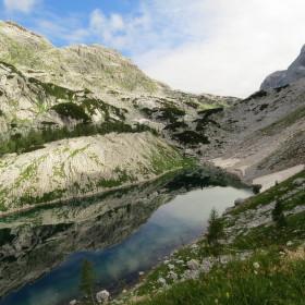 Dolinou Triglavských jezer