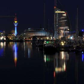 Světla přístavu