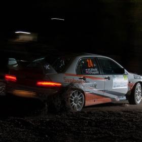 Rally Hustopeče 2012 3 RZ