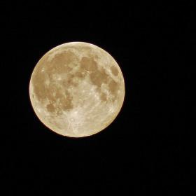 Superměsíc 2014