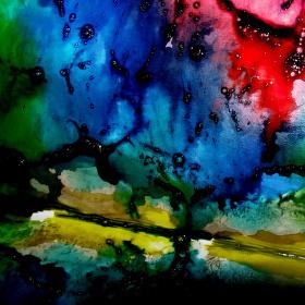 Anilinková barevná fantazie...