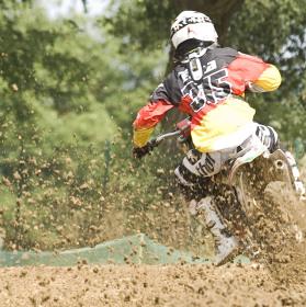 Motocross Jinín
