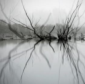 Abstraktní krajina