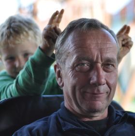 Děda tuší, že má uši (ale ne zaječí)