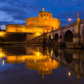 Andělský hrad, Vatikán