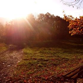 ticho podzimu