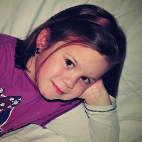 Moje mala holcicka :]