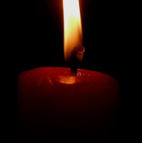Svíčka Míru