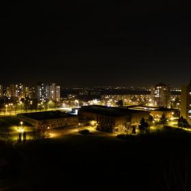 Pohled z 10. patra
