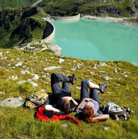 Alpská siesta