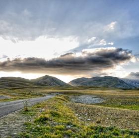 Pohoří Gran Sasso