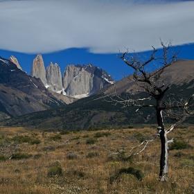 Tři věže, Torres del Paine