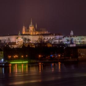 Pražská panoramata