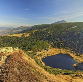Krkonošský národní park, Maly Staw