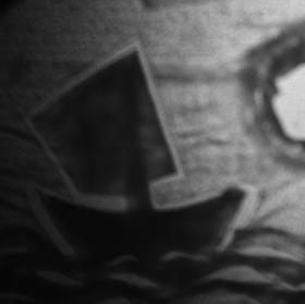 experiment - plachetnice na moři