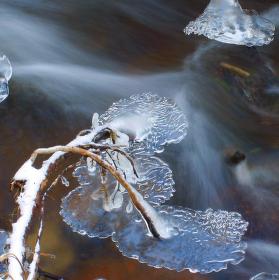 Ledové zdobení