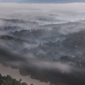 Ještě jenda ranní ze Sri Lanky