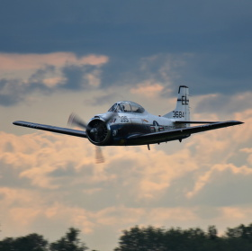 North American T-28A Nomad