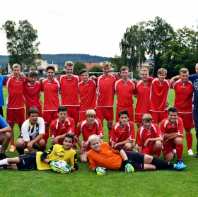 Fotbalový tým Dolní Bousov