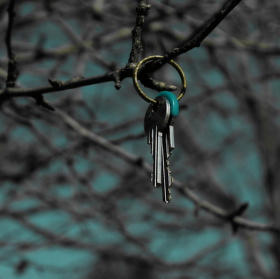 Opuštěné klíče...