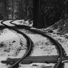 Železná cesta