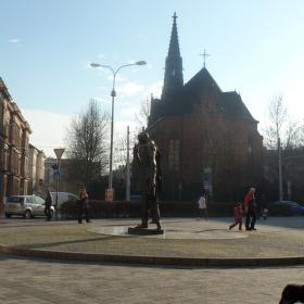 Brněnské zátiši u ČERVENÉHO kostela