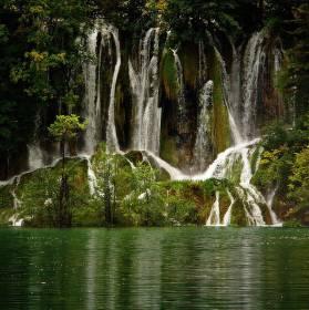 Národní park Krka Chorvatsko