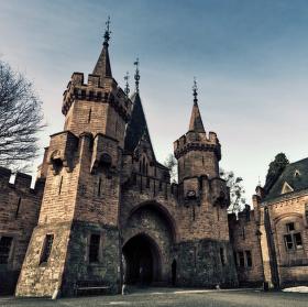 Brána Červeného zámku