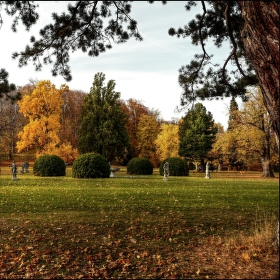 Valeč - park