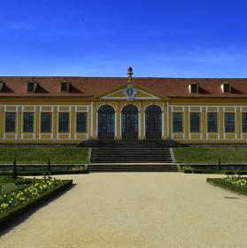 Barokní zahrada v Grosssedlitz