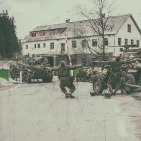Návrat do 40. let...válečné desetiletí