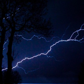 anwil crawler(typ blesku) ze včerejší bouřky