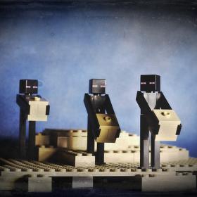 Minecraft-Lego 3.