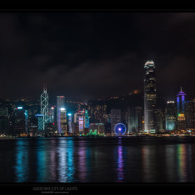 Goodbye City of Lights