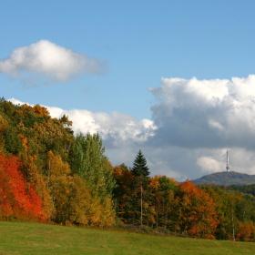 Podzimní Buková hora