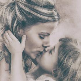 polibek od maminky