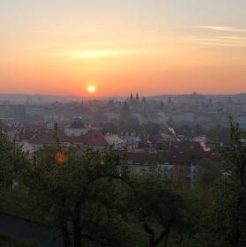Jarní Praha II