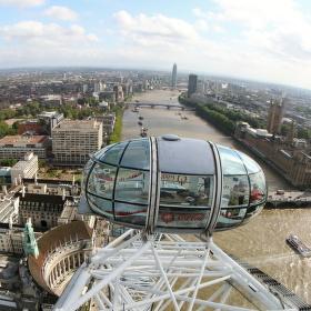 London z London Eye
