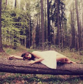 Spící panna